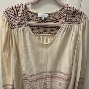 Lucky brand long sleeves shirt